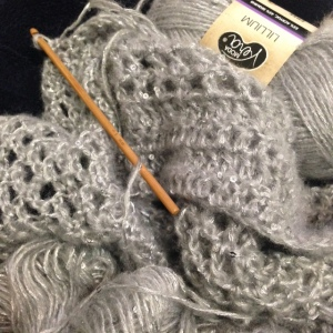 Sparkly Sequin Yarn